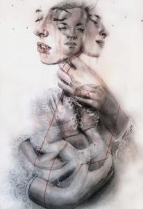 """Artist: Gaia Alari """"Slowly, we Unfurl"""""""